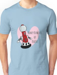 Honey Bunches of Death Unisex T-Shirt
