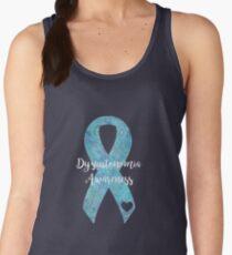 Dysautonomia Mandala Ribbon T-Shirt
