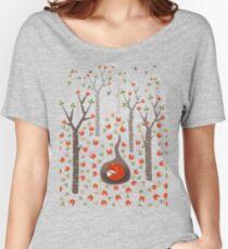Camiseta ancha Dormir Fox
