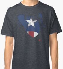 Ripped Star Spangled  Classic T-Shirt