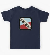 Old Keyboard Sign Kids Clothes