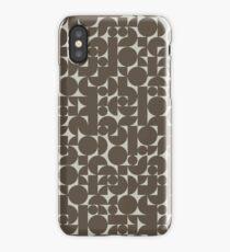 Modular - Earthtones iPhone Case/Skin