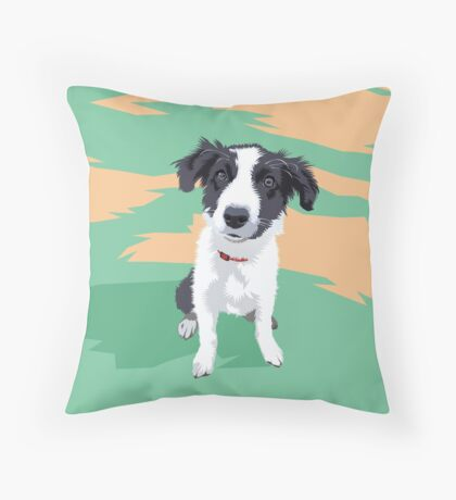 Rosie Throw Pillow