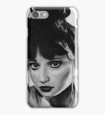 Zoe Portrait iPhone Case/Skin