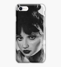 Zoe Portrait iPhone Case/Skin