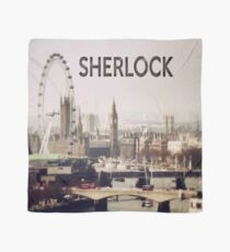 Sherlock & London Scarf