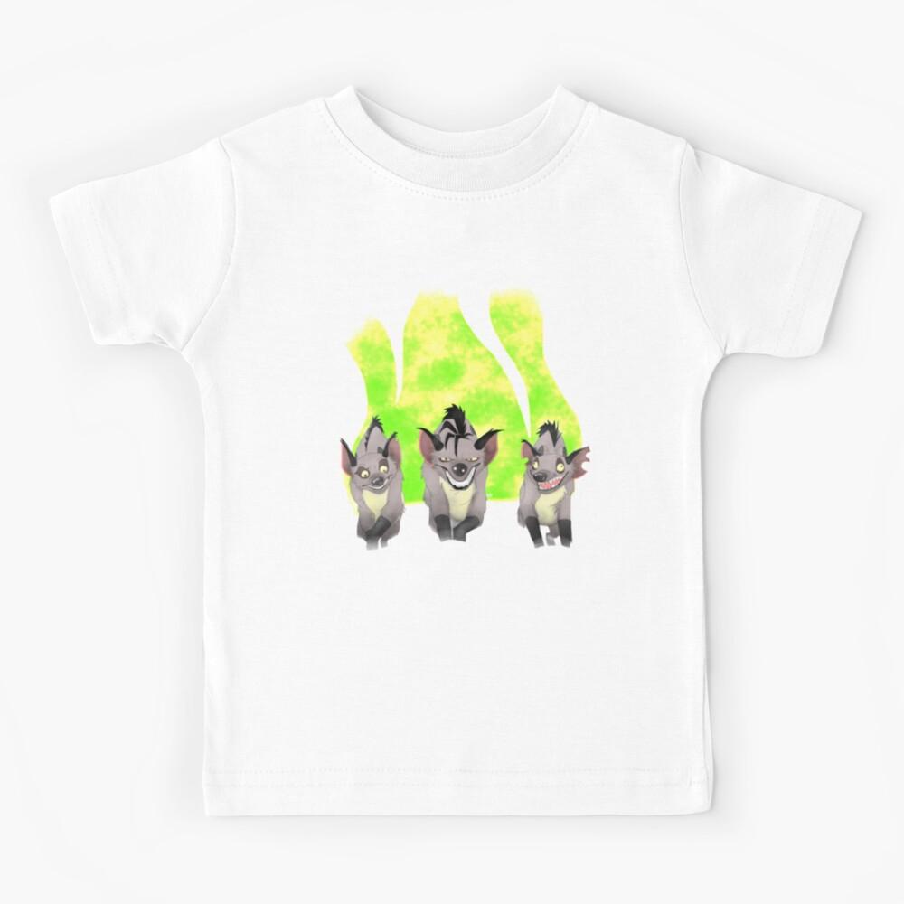 Hyenas Kids T-Shirt
