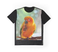 Shall We Toast!!! - Sun Conoure - NZ Graphic T-Shirt