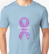 Fibro Mandala Ribbon T-Shirt