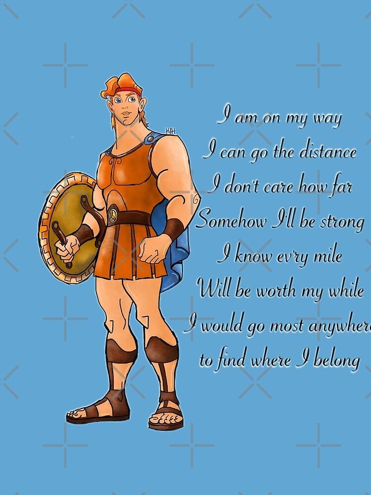 Hercules  by Katastra