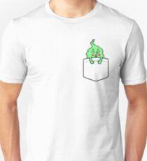 pocket dimple T-Shirt