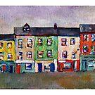 Irish Street III by eolai