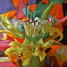 Lily bouquet by ♥⊱ B. Randi Bailey