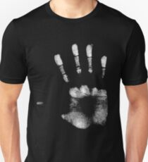 Mano huella Unisex T-Shirt