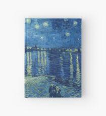 Vincent van Gogh - Sternennacht über der Rhône Notizbuch