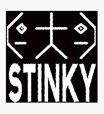 STINKY Photographic Print
