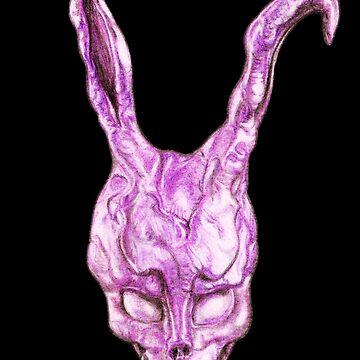 Frank The Easter Bunny by joenerdyart