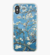 Vincent van Gogh - Branches with Almond Blossom iPhone Case