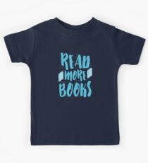 READ MORE BOOKS Kids Tee