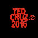 Ted Cruz 2016 by Alex Preiss