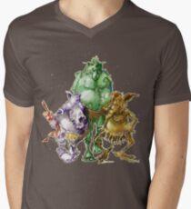 A Study in Troll Men's V-Neck T-Shirt