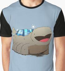 Crystal Lizard Camiseta gráfica
