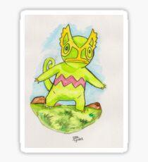 Pokemon: Kecleon Sticker