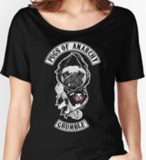 pugs of anarchy Women's Relaxed Fit T-Shirt