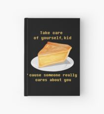 Take care - UNDERTALE Hardcover Journal