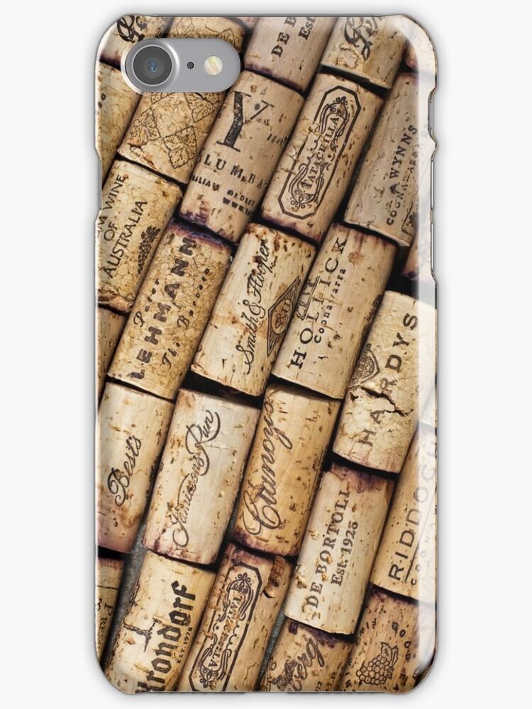 Wine Corks 1 (iP4) by Werner Padarin