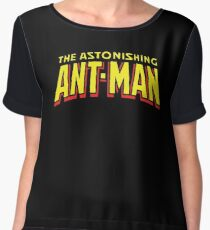 The Astonishing Ant-Man - Classic Title - Clean Chiffon Top