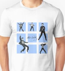 The King (Blue) Unisex T-Shirt
