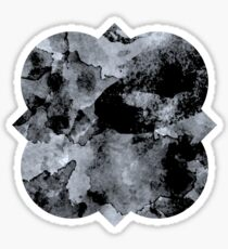 granite quat Sticker