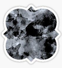 granite quat Sticker