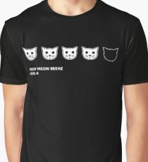Meow Meow Beenz Level 4 Graphic T-Shirt