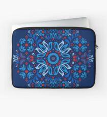 Folk Floral Tale Laptop Sleeve