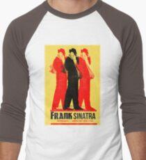 Frank Sinatra Letterpress Poster T-Shirt