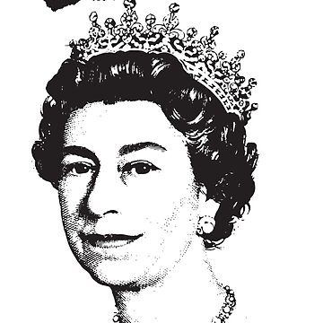 Really Queen Elizabeth? by aespinel