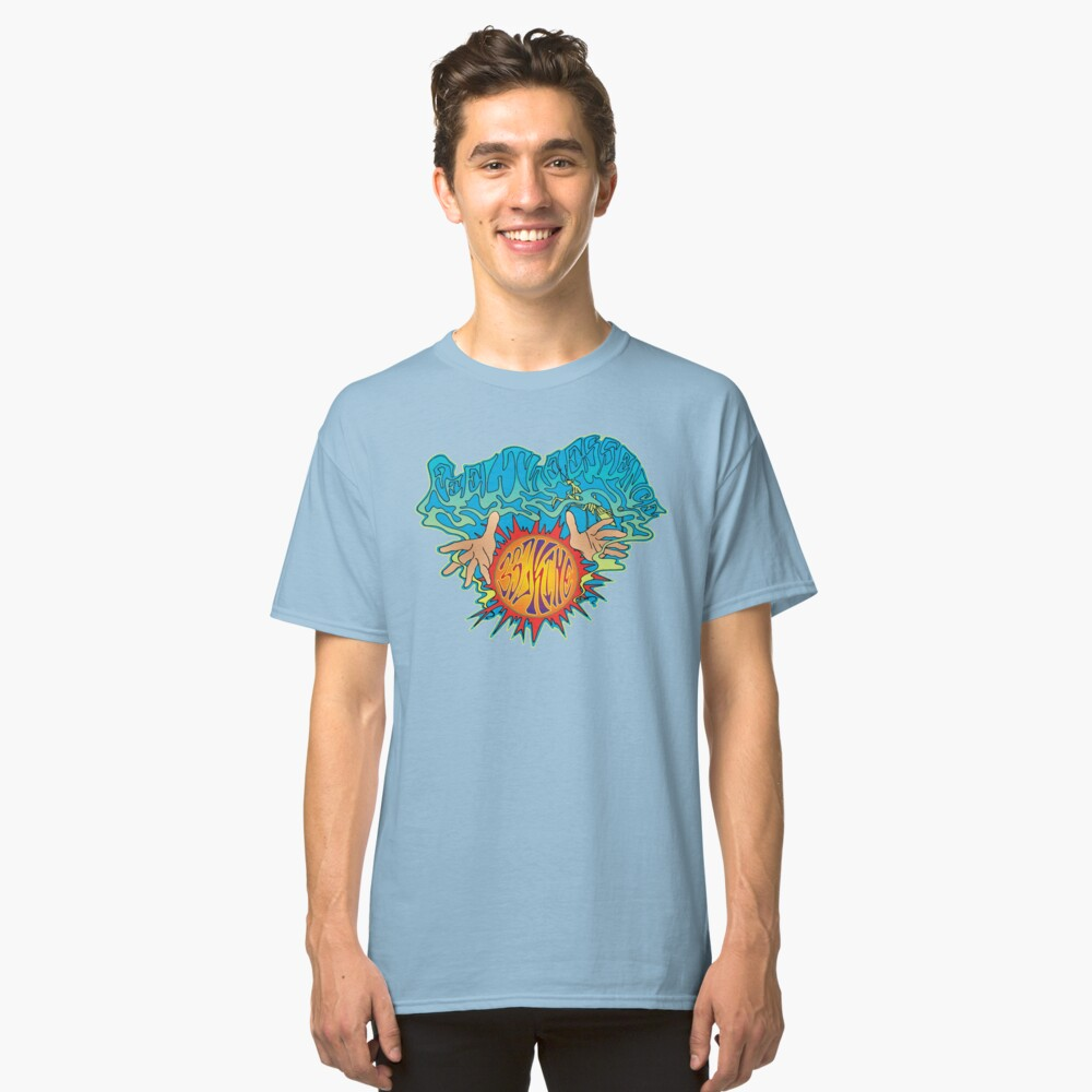 Feel The Essence Classic T-Shirt Front