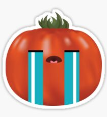 Emotional Heirloom Tomato Sticker