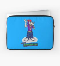 FLIGHT OF THE CONCHORDS - THE HIPHOPOPOTAMUS AND THE RHYMENOCEROS - THE RHYMENOCEROS VERSION 2 Laptop Sleeve