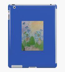 Eternity by Diamante Lavendar iPad Case/Skin