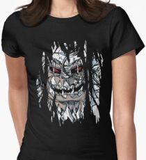 Your DOOM Womens Fitted T-Shirt