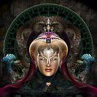 Maikia - Mystic Guardian Of Evxlore by xzendor7