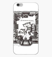 Sherlock's Home iPhone Case