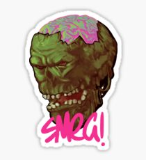 SMEGHEAD Sticker