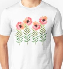 Watercolor Flower T-Shirt