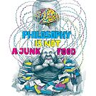 Philosophy is not a junk food by Ruta Dumalakaite