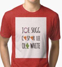 Jaspoli! Tri-blend T-Shirt
