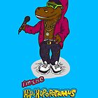 FLIGHT OF THE CONCHORDS - THE HIPHOPOPOTAMUS AND THE RHYMENOCEROS - THE HIPHOPOPOTAMUS VERSION 2 by ptelling